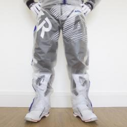 Pantalone Antipioggia TRASPARENTE APICO (Blu)