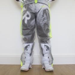 Pantalone Antipioggia TRASPARENTE APICO (Giallo Fluo)