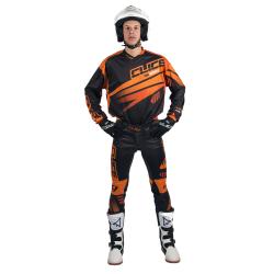Completo Maglia e Pantalone  CLICE Zone 2017 (Orange)