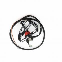 Dispositivo Arresto Motore con Magnete COMAS TRIAL (NERO)
