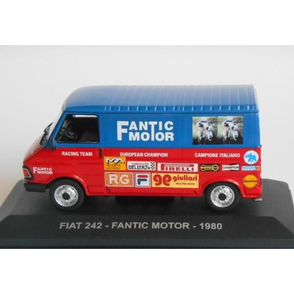 Furgone FANTIC MOTOR 1980 (Scala 1:43)