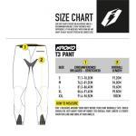Pantalone JITSIE T3 KROKO Y