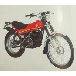 Kit Adesivi Completo MONTESA 348T 1976-76
