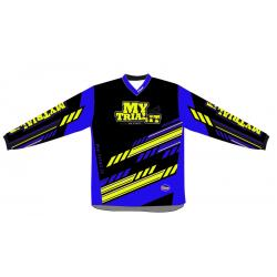 Maglia MYTRIAL17 (Fluo)