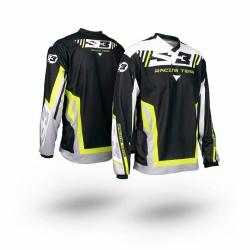 Maglia S3 TRIAL RACING TEAM PILOT YELLOW