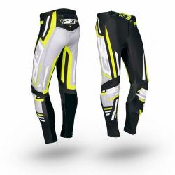Pantalone S3 TRIAL RACING TEAM PILOT YELLOW