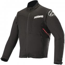 Jacket SESSION RACE OFFROAD (Black-Red)