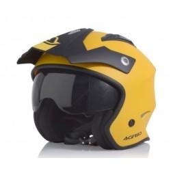 Helmet ACERBIS JET ARIA (Yellow)