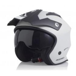 Helmet ACERBIS JET ARIA (Grey Light)