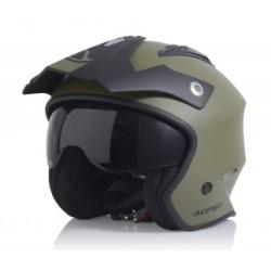 Helmet ACERBIS JET ARIA (Military Green)