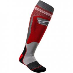 Calze ALPINESTARS MX PLUS RED