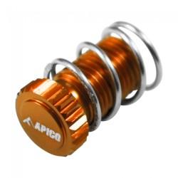 Lever Adjuster Brake Master Cylinder AJP-Braktec (Orange)