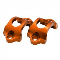 Master Cylinder Clamp (Orange)