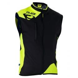 Gilet CLICE THERMAL (Black-FluorYellow)