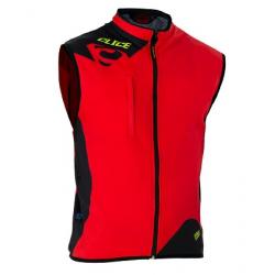 Gilet CLICE THERMAL (Rosso)