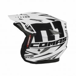 Helmet COMAS CT01 RACE (White)