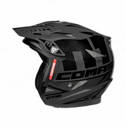 Helmet COMAS CT01 RACE (Dark Grey)