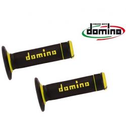 Manopole Domino Black Yellow
