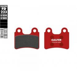 Pastiglie Freno GALFER Rosse FD223