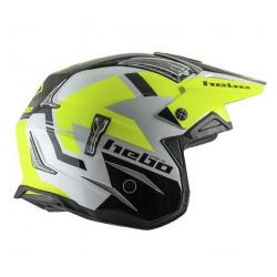 Helmet HEBO ZONE 4 BALANCE (Yellow)