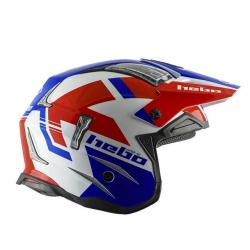 Helmet HEBO ZONE 4 BALANCE (Red-Blue)