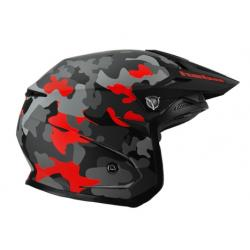 Casco HEBO ZONE 5 Kamu (Red)