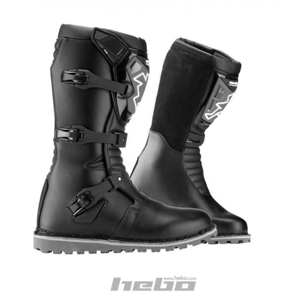 Boots HEBO EKO EVO BLACK