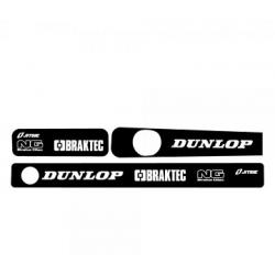 Adesivi Forcellone JITSIE MONTESA 4RT 05-19 (Dunlop)