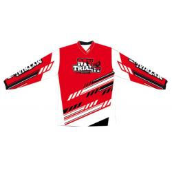 Maglia MYTRIAL16 (Rosso)