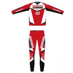 Completo Maglia e Pantalone GAS GAS - MYTRIAL (Red)