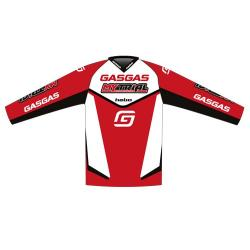 Jersey GAS GAS -MYTRIAL (RED)