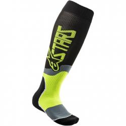 Calze ALPINESTARS MX PLUS S2 (BK-YL)