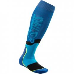 Calze ALPINESTARS MX PLUS S2 BLUE