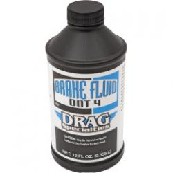 Liquido Freni, DOT4, DRAG SPECIALITIES, BRAKE FLUID 355 ML