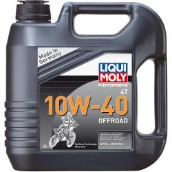 LIQUI MOLY 10/40 4LITRI (Oil Engine)