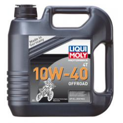 LIQUI MOLY 10/40 (Oil Engine)