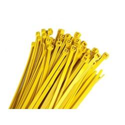 Fascette YellowFluo 300MMX4.8 (20pz)