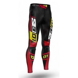 Pantalone S3 TRIAL 01 (RED-YELLOW)