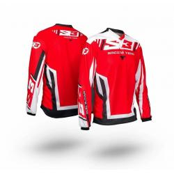 Maglia S3 TRIAL RACING TEAM PILOT RED