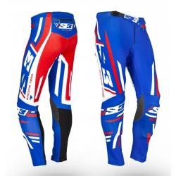 Pantalone S3 TRIAL RACING TEAM PATRIOT BLUE