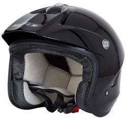 Helmet SPADA EDGE TRIAL (Black)