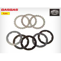 CLUTCH GAS GAS: Steel and Clutch Plates GAS GAS 02-20