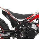 Sella per Moto con Velcro
