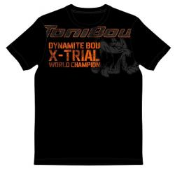 T-shirt TONI BOU (Black)