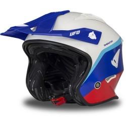 Helmet UFO (Blue-Red)