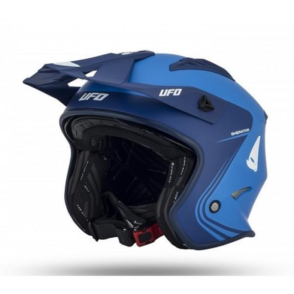 Helmet UFO (Blue)